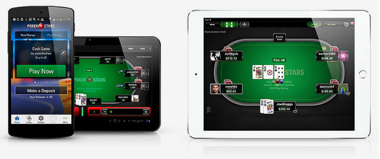 apps pokerstars