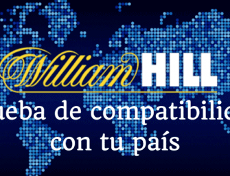¿Es William Hill legal en mi país?