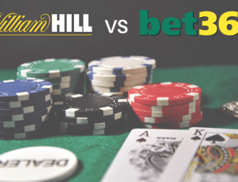 William Hill o Bet365: ¿cuál casino online escoger?