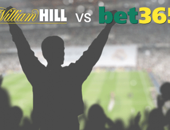 William Hill o Bet365: ¿cúal casa de apuestas escoger?