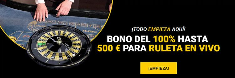bwin ruleta en vivo