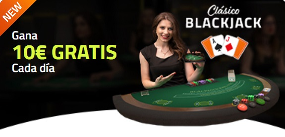 Luckia Bono Blackjack